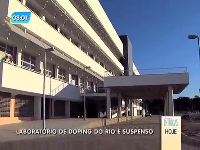 Rio 2016: laboratório antidoping é suspenso por irregularidade