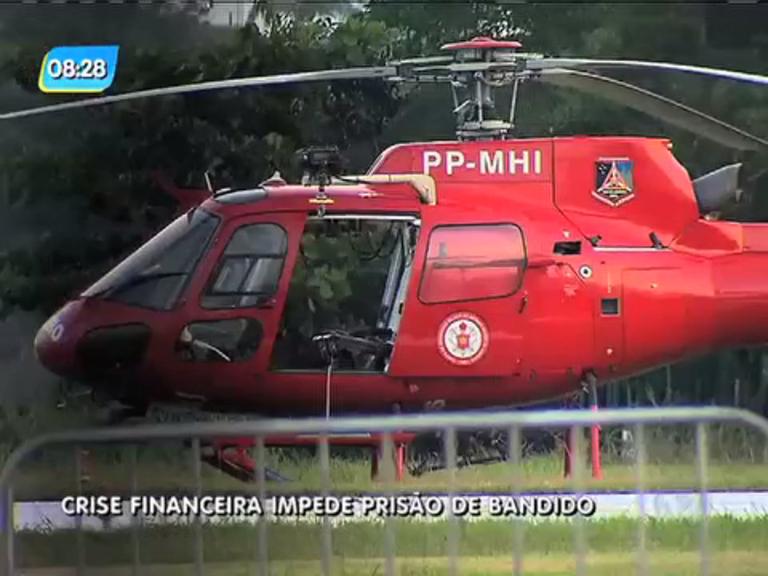 Crise financeira no Estado impede prisão de traficante em hospital do Rio