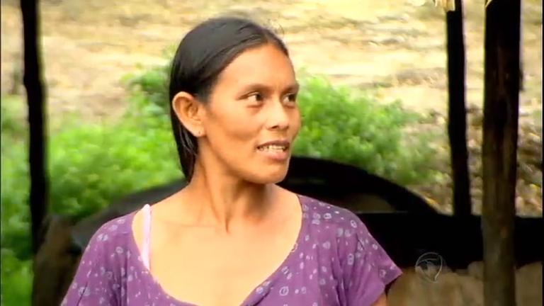 Conheça a aldeia que é comandada por uma mulher