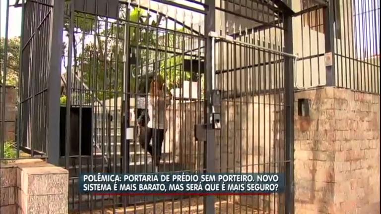 Condomínios trocam porteiros por serviços remotos e opção causa ...