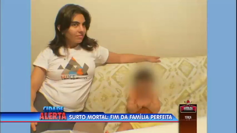 Mulher surta, mata filha que estava grávida e tenta se suicidar em ...