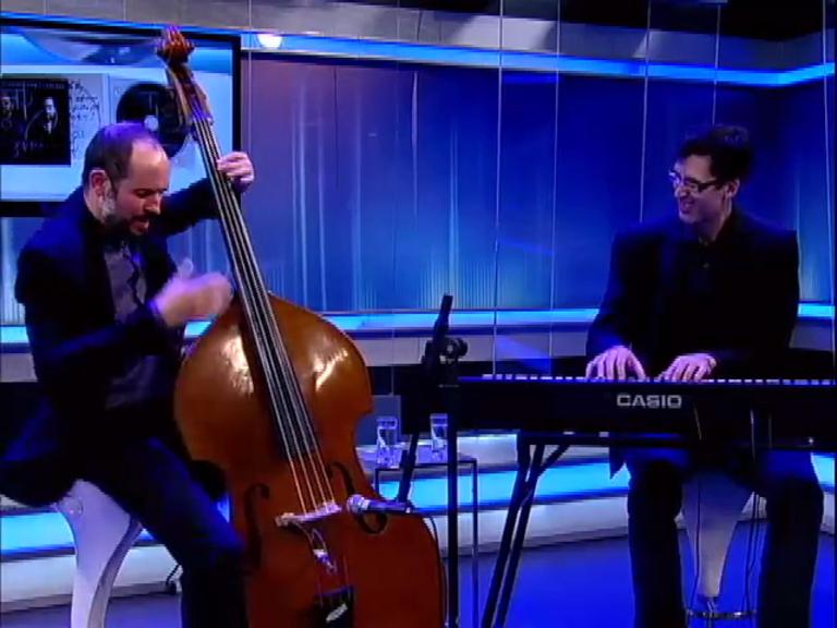Marcos Paiva e Daniel Grajew apresentam projeto de música instrumental brasileira
