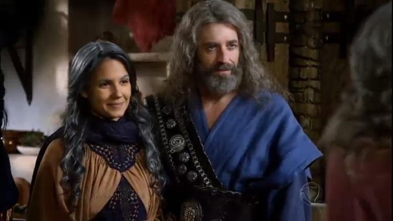 Oren atende pedido de Adira e avisa que eles fugirão de Hesbom ...
