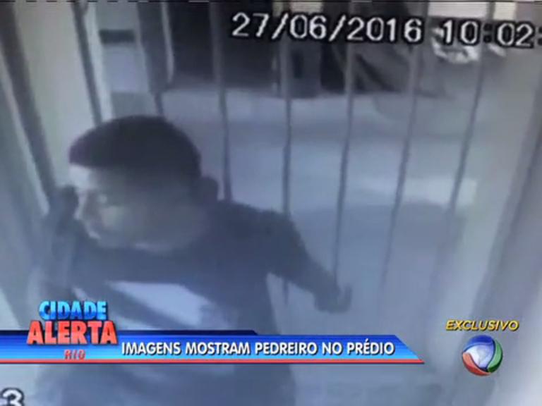 Pedreiro é preso por suspeita de assassinato na Tijuca