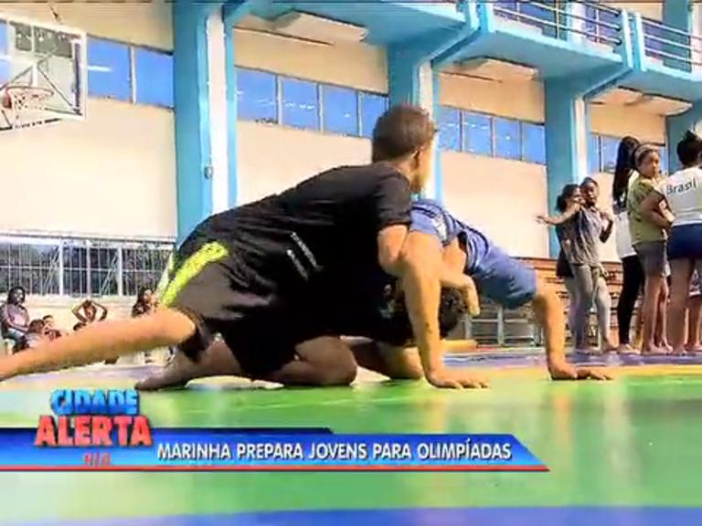Rio 2016: Marinha prepara 48 atletas para competição