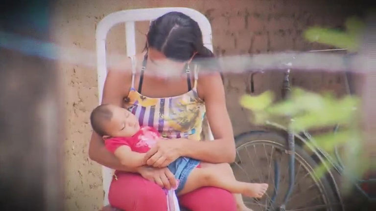 Exclusivo: RRI mostra o drama de mães pobres para criar bebês ...