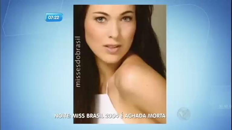 Miss Brasil é encontrada morta em Gramado (RS) - Notícias - R7 ...