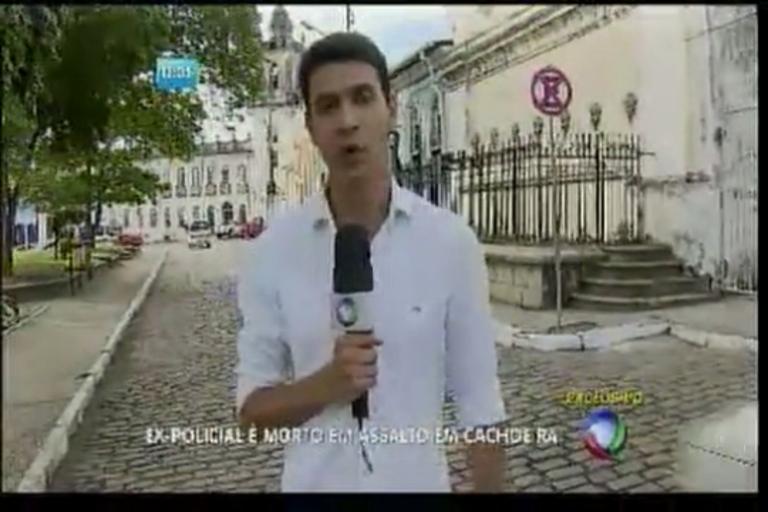 Ex-policial é morto em assalto em Cachoeira - Bahia - R7 Balanço ...
