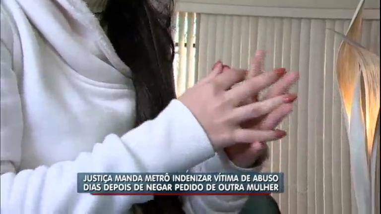 Justiça determina que Metrô indenize vítima de abuso dias depois de negar indenização à outra mulher
