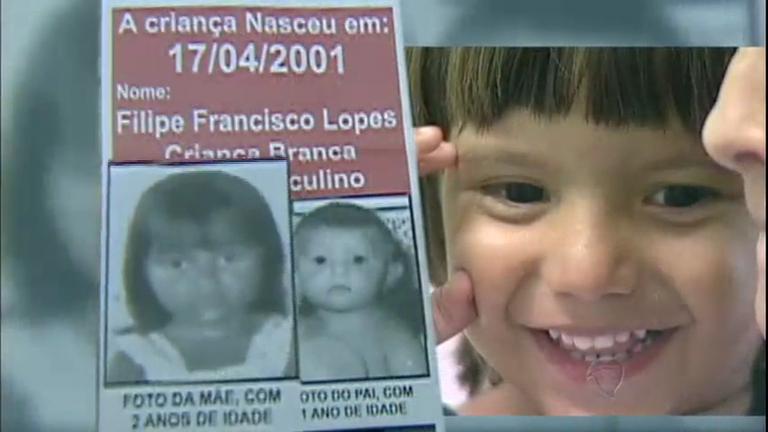 15 anos depois: veja como está o menino sequestrado dos braços da mãe em um hospital de Santos