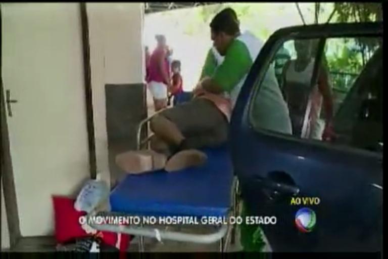 Acidente envolvendo moto deixa homem ferido em São Sebastião ...