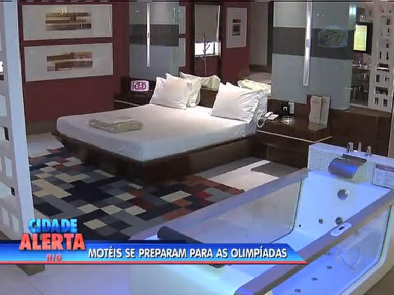Rio 2016: com reservas lotadas, motéis se tornam opção de ...