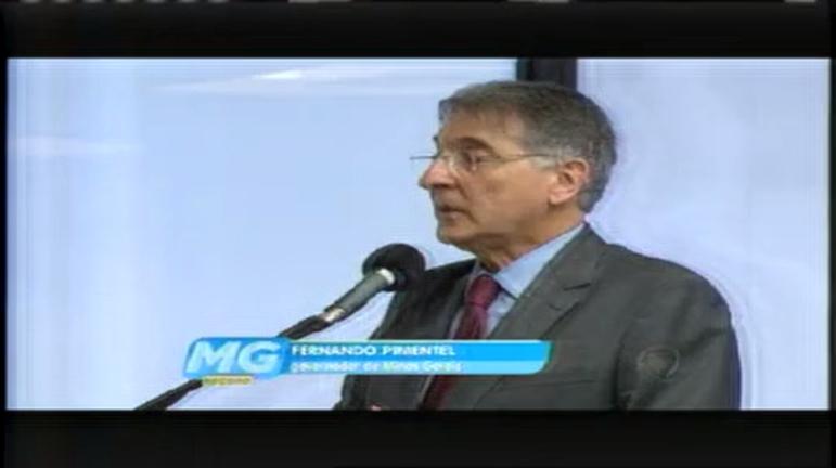 Pimentel chora durante discurso sobre enfrentamento à pobreza ...