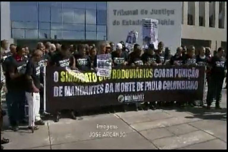 Seis anos: Protesto pede justiça no caso colombiano