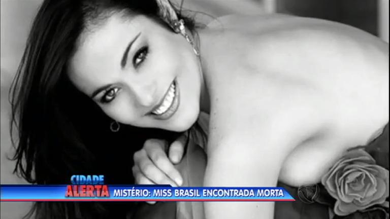 Miss Brasil 2004 é encontrada morta dentro de casa em Gramado…