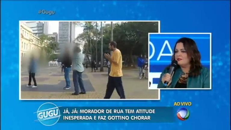 """""""Na Oscar Freire as pessoas me olhavam com nojo"""", diz Fabíola após se disfarçar de moradora de rua"""