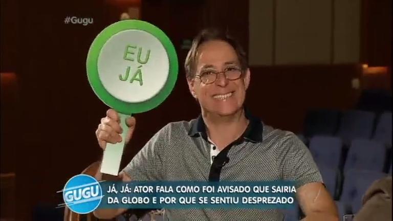 Pedro Cardoso faz revelações e se diverte no Eu Já, Eu Nunca