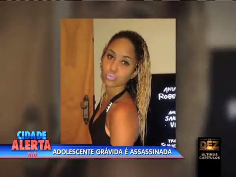 Suspeito por tráfico é o principal suspeito de matar grávida de 15 anos, diz polícia