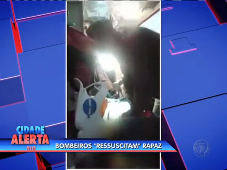 Bombeiros salvam a vida de homem que havia enfartado em São ...