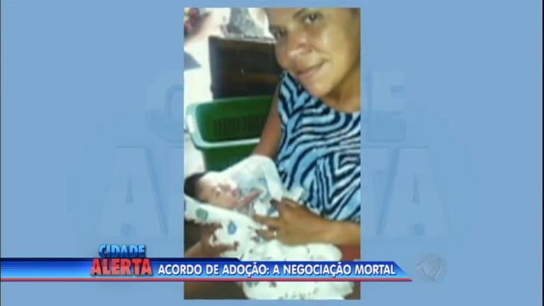 Após desistir de dar filho para adoção, prostituta é assassinada em ...