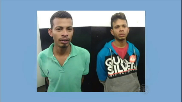 Irmãos são presos por estuprarem menina de onze anos em ...