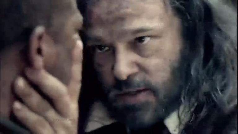 Sapião descobre que Osório é traficante de escravos ...