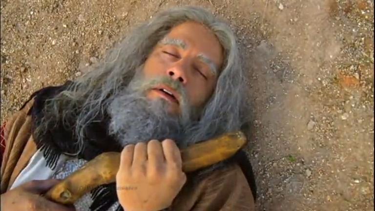 Após apresentar Josué como sucessor, Moisés morre no alto da ...