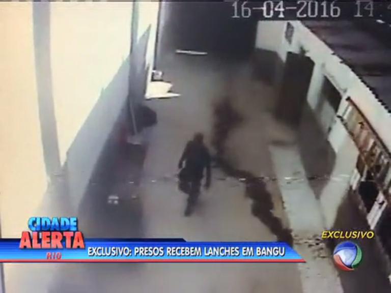 Exclusivo: detentos de Gericinó recebem lanches e governo abre ...