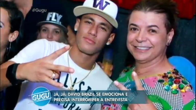 David Brazil conta que ganhou anel caríssimo de Neymar ...