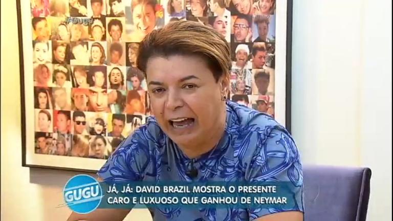 David Brazil revela segredos de Susana Vieira, Ivete, Anitta e outros ...
