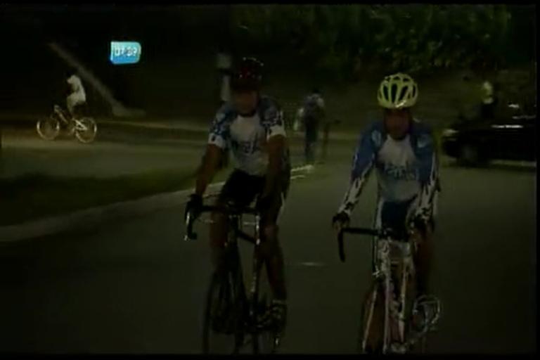 Ciclistas sofrem com os constantes assaltos - Bahia - R7 Bahia no Ar