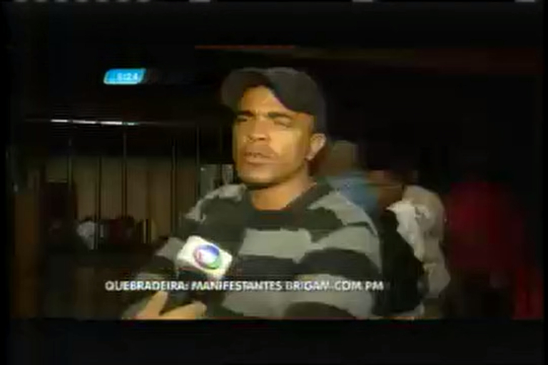 Manifestação em Itabirito (MG) termina com 15 pessoas detidas ...