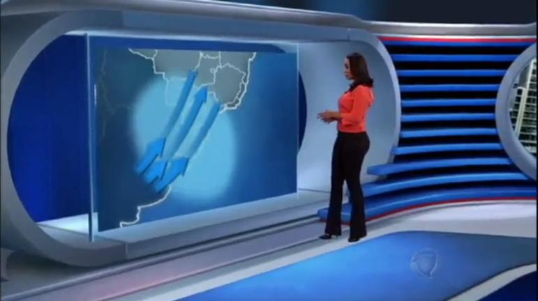 Previsão do tempo: confira como fica a temperatura em todo o País ...