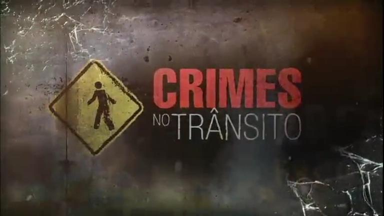 Crimes no Trânsito é a nova série do Jornal da Record; veja a partir ...