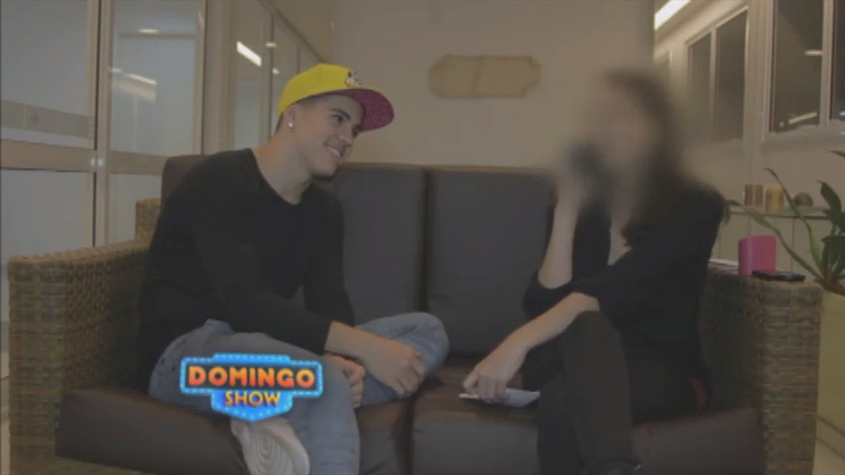 Exclusivo: veja como foi a entrevista de Biel com a jornalista que o ...