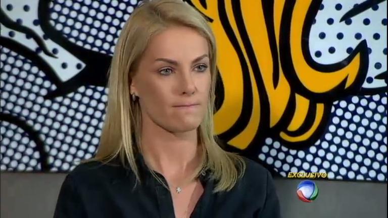 Ana Hickmann desabafa e fala sobre denúncia contra o cunhado ...
