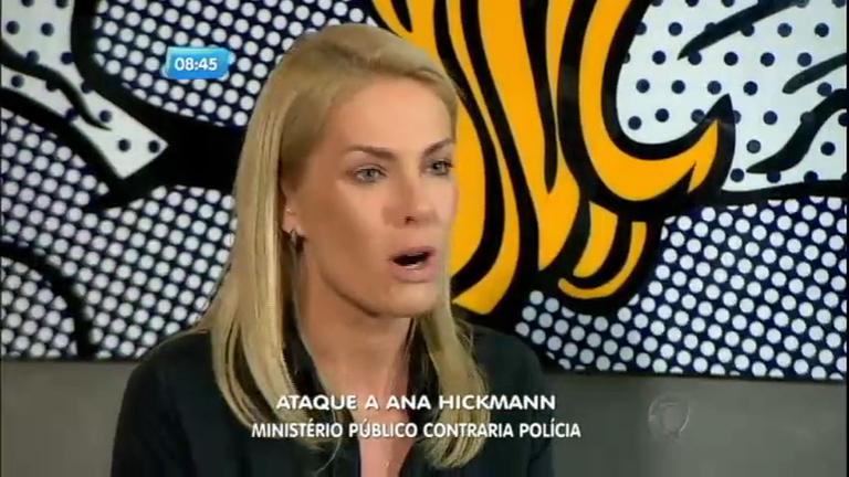 Ana Hickmann desabafa ao falar sobre indiciamento do cunhado ...