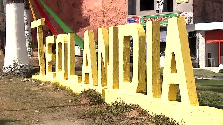 Reveja A Bahia que a Gente gosta deste domingo (10) em Teolândia