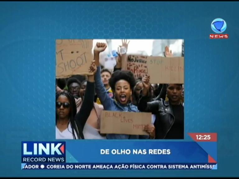 De Olho nas Redes: tensão racial nos EUA e título de Portugal ...