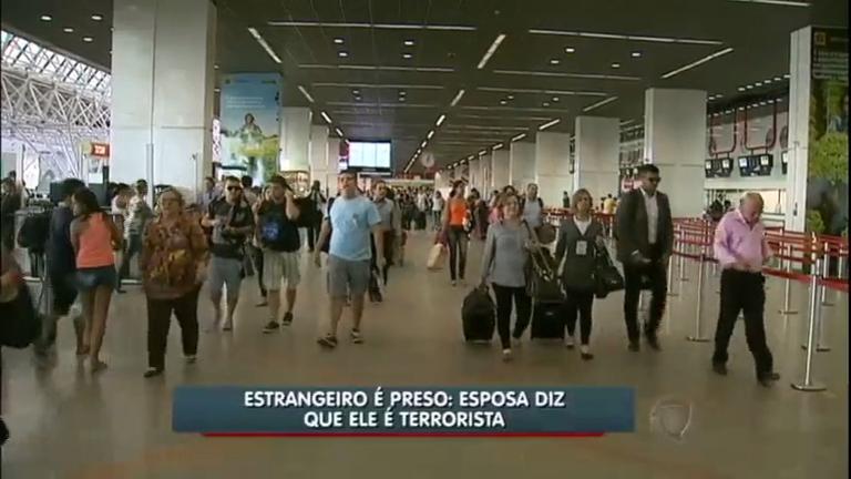 Estrangeiro é preso em Brasília depois de ser apontado pela ...