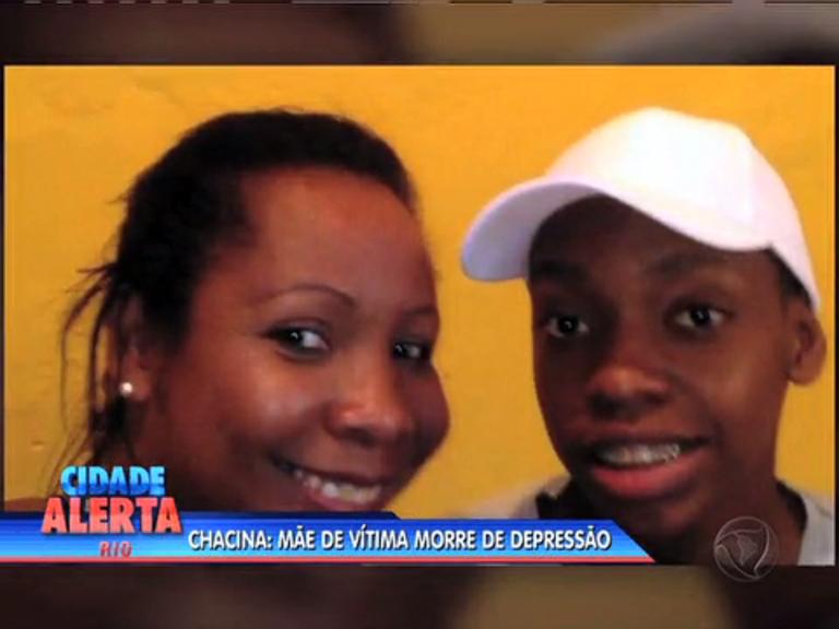 Mãe de vítima de chacina em Costa Barros morre de depressão ...