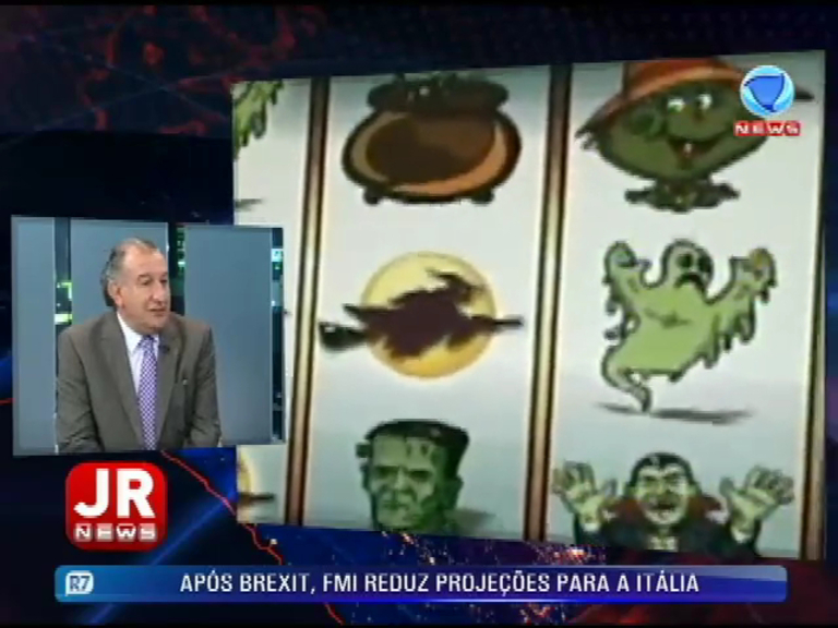 """""""No Brasil, o jogo ilegal é tolerado e o jogo legal é proibido ..."""