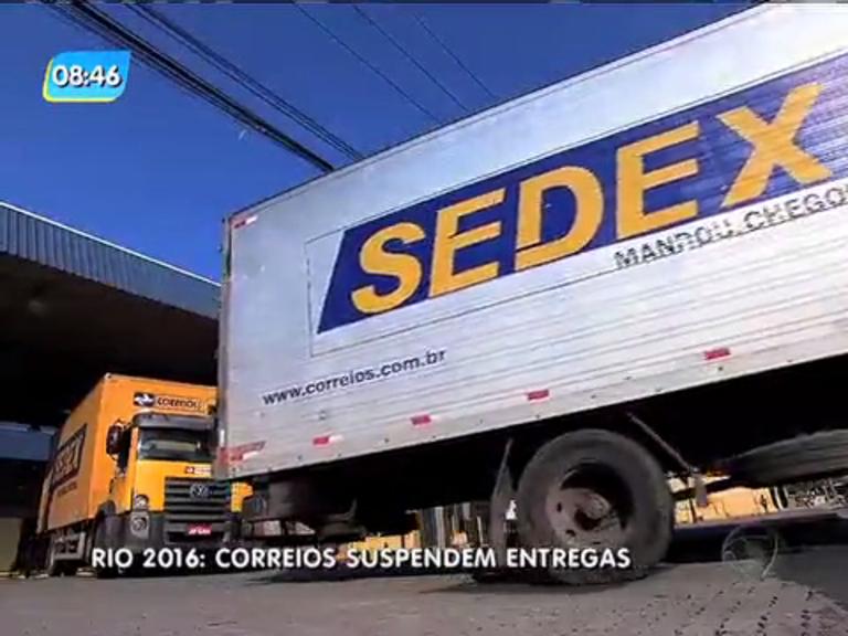 Correios suspenderão entregas no Rio durante Olimpíada - Rio de ...