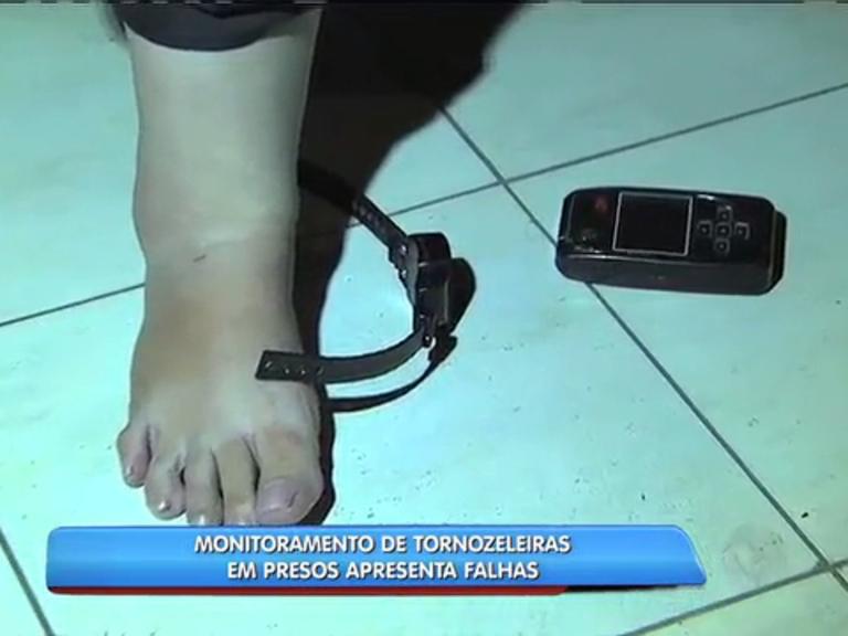 Cerca de 900 detentos foram liberados sem tornozeleiras ...