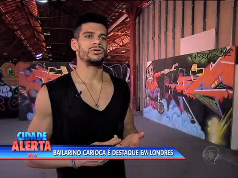 Carioca bailarino em Londres vira exemplo para alunos de projeto ...