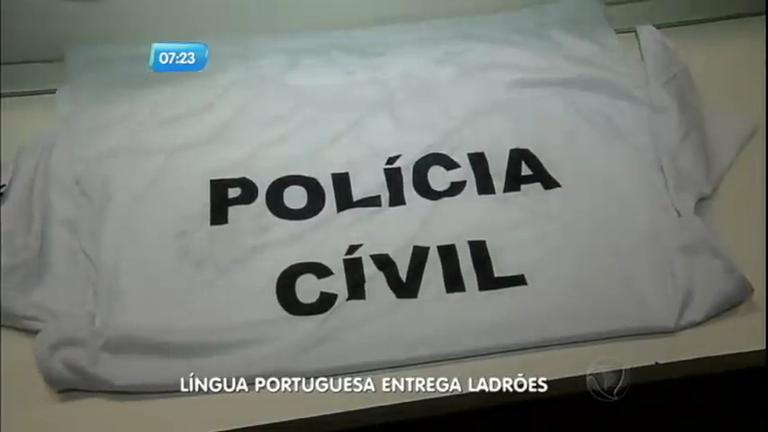 Traficantes falsificam camisetas da polícia com erro de português ...