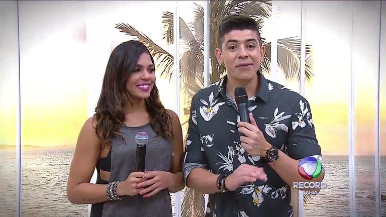 Vingadora agita o Bom D+ deste sábado (16) - Bahia - R7 Bom ...