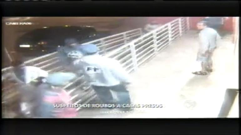 Trio suspeito de arrastão em academia é preso pela polícia - Minas ...
