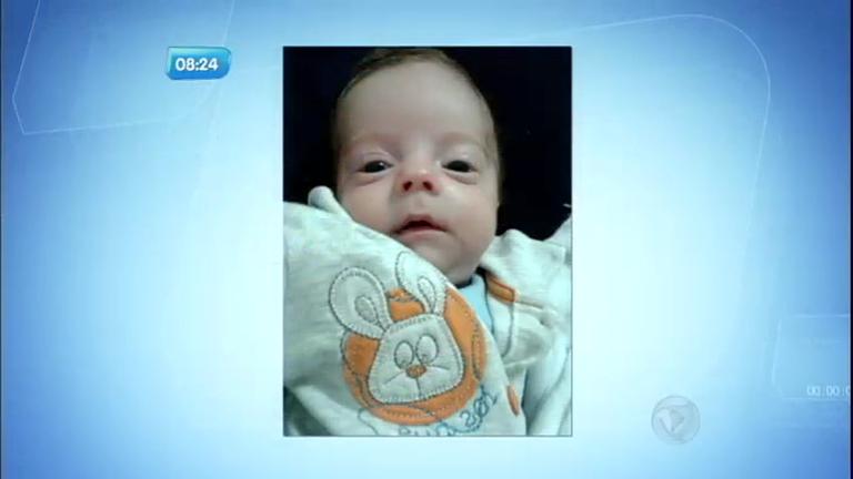 Família luta para que bebê de sete meses seja transferido de hospital
