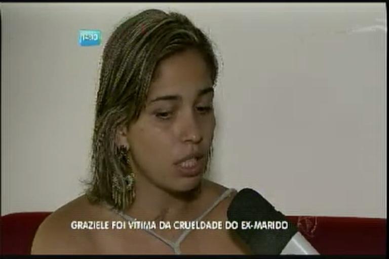 Agredida por ex-marido ainda espera por Justiça - Bahia - R7 ...